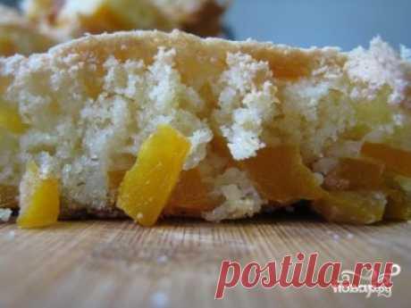 Шарлотка с тыквой - пошаговый кулинарный рецепт с фото на Повар.ру