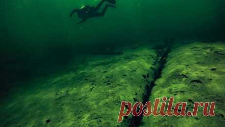 Телецкое-мистическое. Что видят аквалангисты на глубине озера-легенды