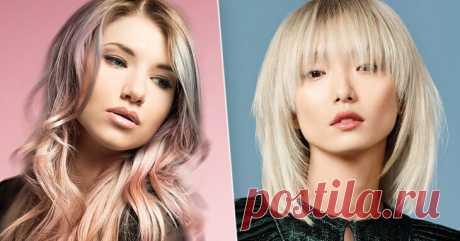 Какой цвет волос поможет скинуть 10 лет? Все об окрашивании анти-эйдж – ВСЕ ПРОСТО