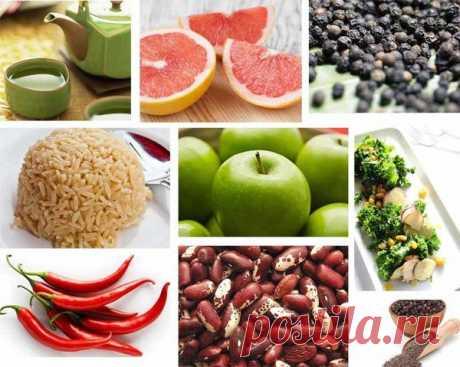 Минус килограммы: какие продукты помогут ускорить метаболизм и похудеть