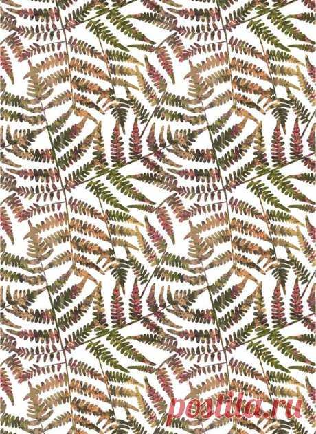 NewsPrint by Hannah Kirkbride | Pattern