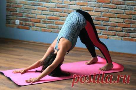 6 эффективных асан йоги для похудения. От этого комплекса вы получите массу плюсов: стройность, бодрость духа и расслабленность во всем организме.
