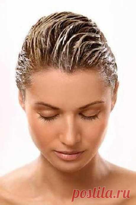 Эффективная маска для укрепления и роста волос. Испытано!