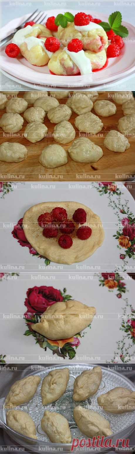 Vareniki house – the recipe of preparation with a photo from Kulina.Ru