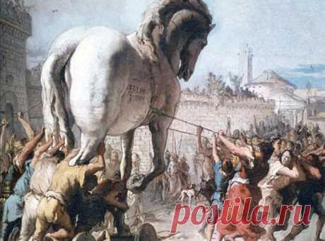 Троянцы: какие современные народы могут быть потомками легендарных героев «Илиады» | Кириллица