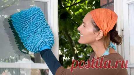 Останутся чистыми на полгода: лайфхак для мытья окон - Квартира, дом, дача - медиаплатформа МирТесен