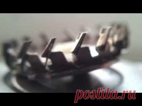 Как заточить бритву за 30 секунд, или долой бритвенные блоки - YouTube