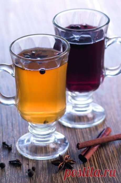 Сбитень - традиционный русский напиток