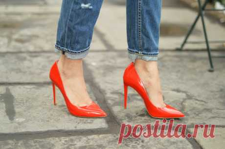 Красные туфли: современное прочтениеОстилеикрасоте сEllyCo   Остилеикрасоте сEllyCo