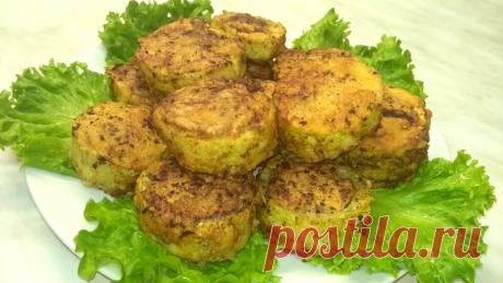 Кабачки с мясом в кляре — Кулинарная книга - рецепты с фото