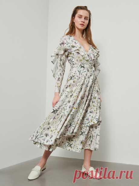 Какие платья будут модными летом 2020? 35 трендовых моделей с интернет-магазинов со ссылками! | Fashion News | Яндекс Дзен