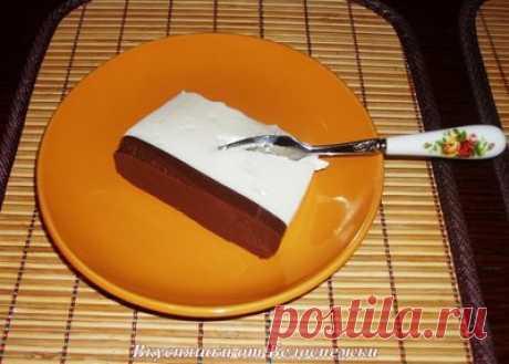 Вкуснейший десерт Птичье молоко - Десерты