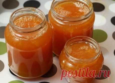 Как приготовить апельсиновый джем | СУДАРУШКА
