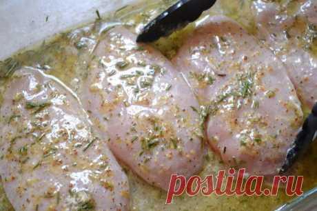 Топ-6 рецептов самых удачных маринадов для куриной грудки
