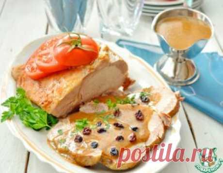 Баварское жаркое из маринованного мяса – кулинарный рецепт