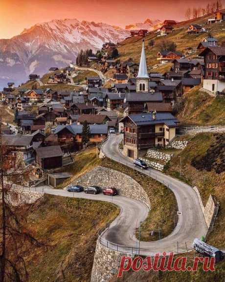 Вернамьеж, Швейцария