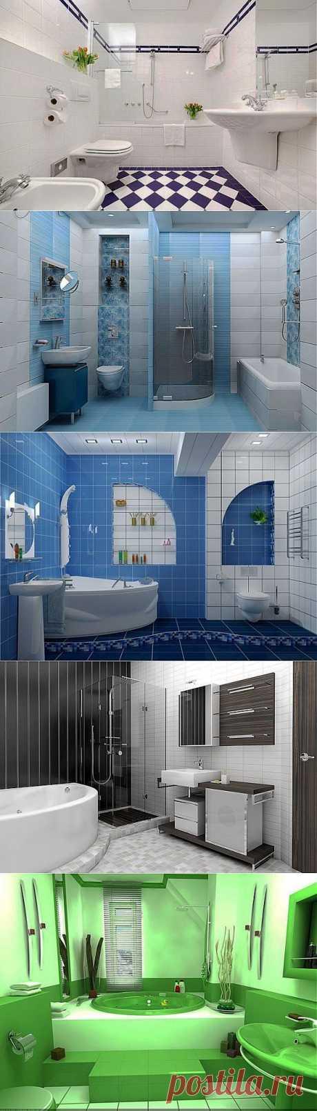 Интерьер ванной 6 кв.м. | Наш уютный дом