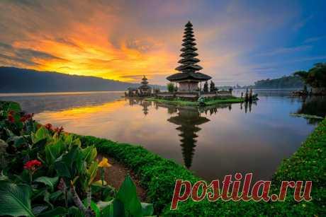 Индонезия - страна контрастов