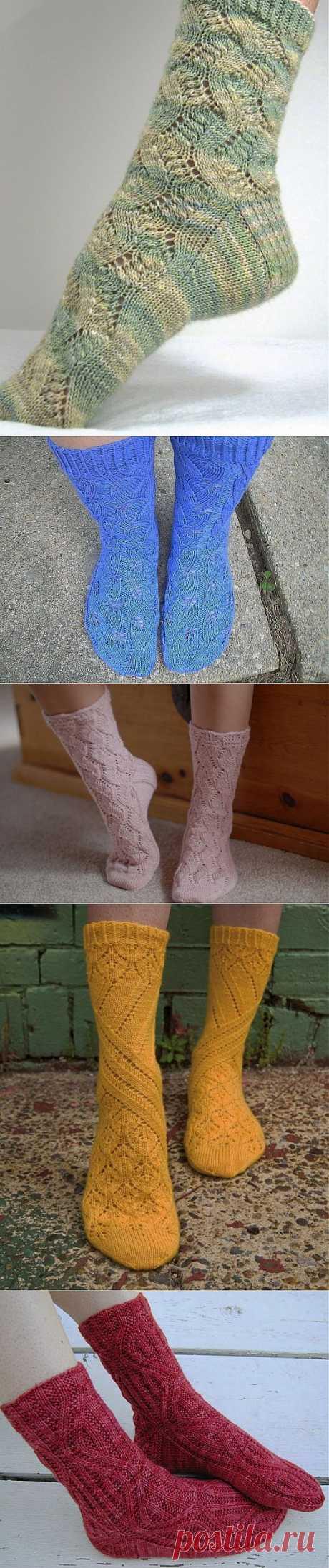 носки.