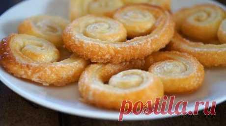 шеф-повар Одноклассники: Печенье «Ушки на макушке»