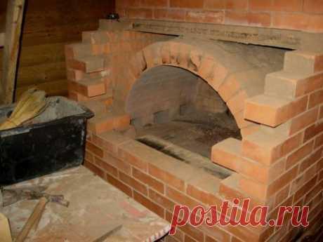 Кирпичная печка для хлеба: как сделать своими руками | Kladka kirpicha