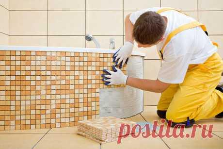 На что обратить внимание, принимая работу плиточника