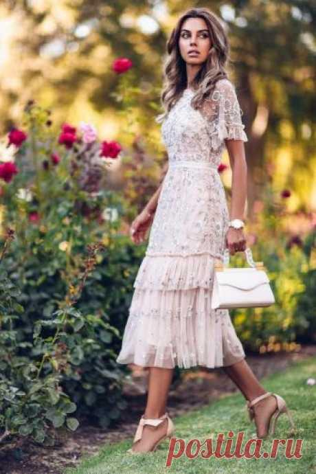 Красивые платья весна-лето 2019-2020 – модные новинки платьев весна-лето, тенденции и тренды