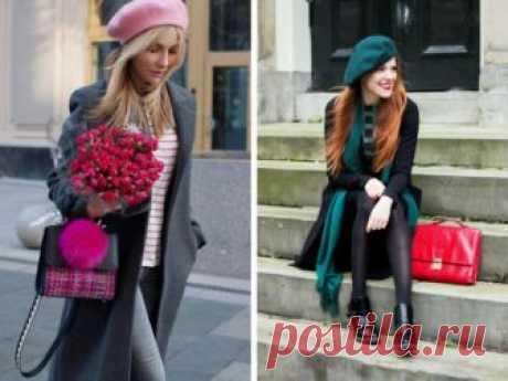 Модные шапки осень-зима 2018/2019 Вот какие фасоны шапок в моде осенью 2018-зимой 2019. Эти фасоны убавляют возраст и выглядят стильно.