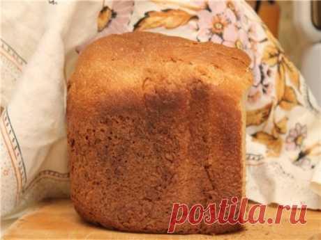 Рецепт: Диетический хлеб в хлебопечке