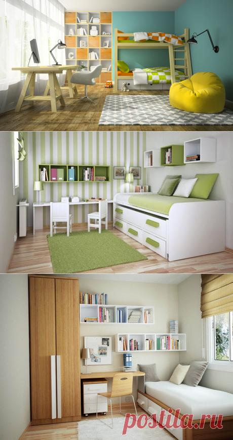 Los cuartos para niños hermosos