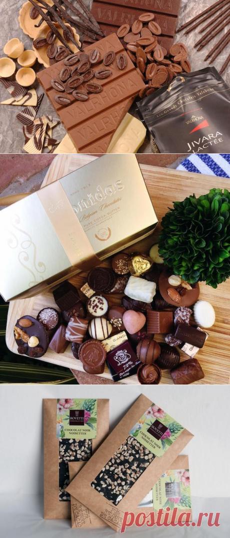 Самый вкусный шоколад в мире – ТОП-10