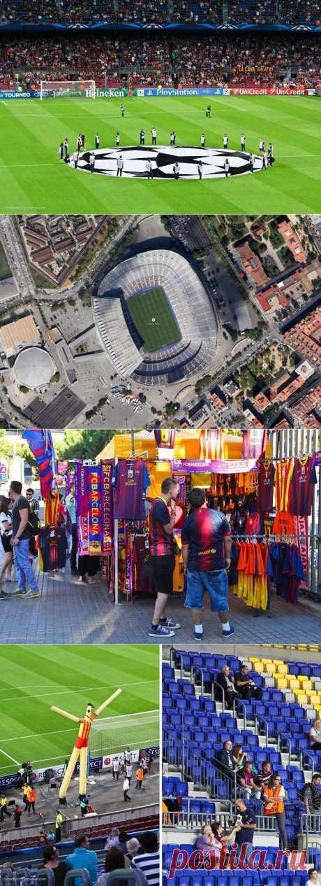 Большой футбол в Барселоне : НОВОСТИ В ФОТОГРАФИЯХ