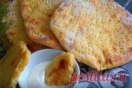 Финские картофельные лепёшки — Sloosh – кулинарные рецепты