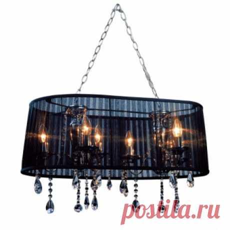Люстра Delmona. Дизайнерские люстры купить в Москве - необычные люстры, цена в каталоге интернет-магазина ForestGum