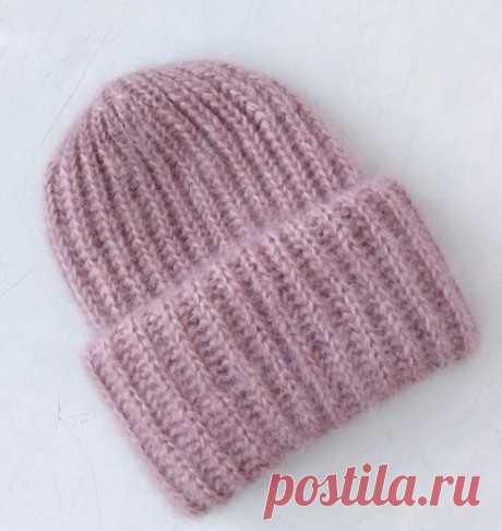 Три узора для шапочки Такори спицами, Вязание для детей