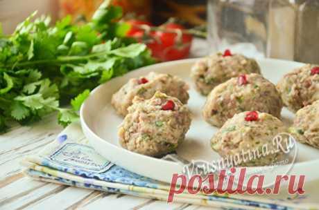 Пхали из фасоли по-грузински: рецепт с фото Рецепт с фото подробно расскажет и покажет, как приготовить оригинальную и вкусную закуску - пхали из фасоли с орехами по-грузински.