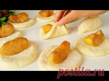 Отрывной яблочный пирог - Лучший сайт кулинариии