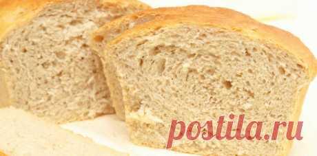 Домашний хлеб с овсяными хлопьями в духовке. | Вкусно и красиво с Натальей Балдук.