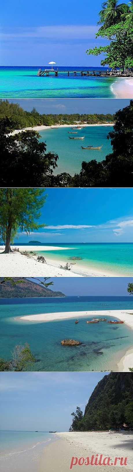 InVkus: Самые потайные пляжи Таиланда