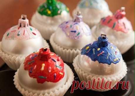 Идеи покраски шаров