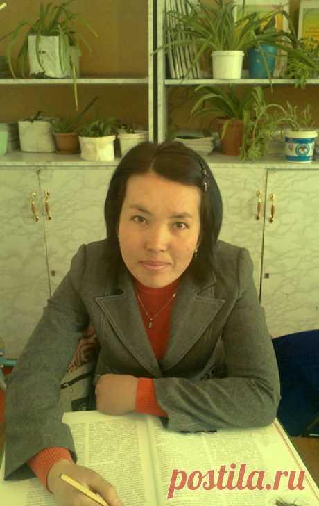 Динара Абдуллаева