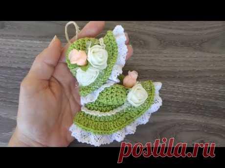 Bambola Country 🌷 Amigurumi Uncinetto Tutorial 🍀 Doll Crochet Amigurumi - Muñeca Crochet