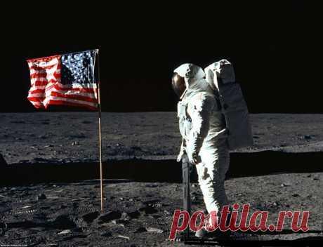 В лунной афере США поставлена жирная точка, на Луну они все-таки не летали (2 фото)