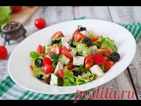 Салат для диабетиков без углеводов.