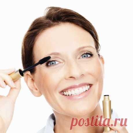 5 приемов макияжа, которые делают вас моложе — Модно / Nemodno