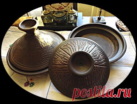 Глиняная посуда таджины (тажины) Интернет-магазин Натуральные вещи. Купить с доставкой, заказать почтой