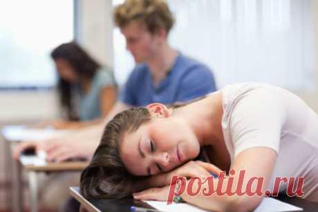 Нормы сна подростков с 14 до 18 лет   Мой ребенок - подросток