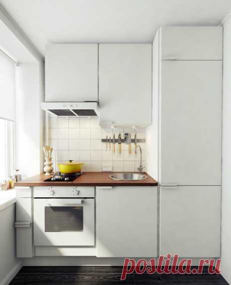Маленькая кухня в скандинавском стиле: 13 советов по обустройству — INMYROOM