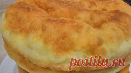 Воздушные вкусные лепешки (на кефире) - Кабачок фото видео рецепты пошагово