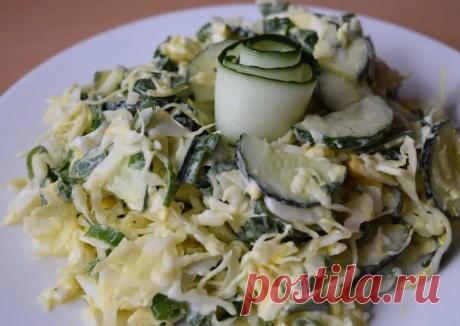 Как готовить жиросжигающий салат с яйцом и капустой чтобы терять в весе по 0,5 кг В ДЕНЬ. Во время сна. БЕЗ ФИЗИЧЕСКОЙ АКТИВНОСТИ | Диеты со всего света